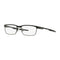 Oakley Eyeglass Steel Plate XS Rectangular Style Satin Black frame Color - OY3002 0146