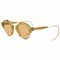 Tom Ford Oval Sunglasses FT0631/S 45E Farrah-02 45E Champagne/Gold 49mm FT0631