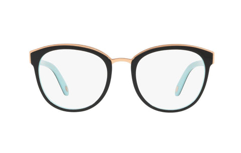 Tiffany & Co. Eyewear TF2162 - 8055 Eyeglasses Black / Blue   53mm