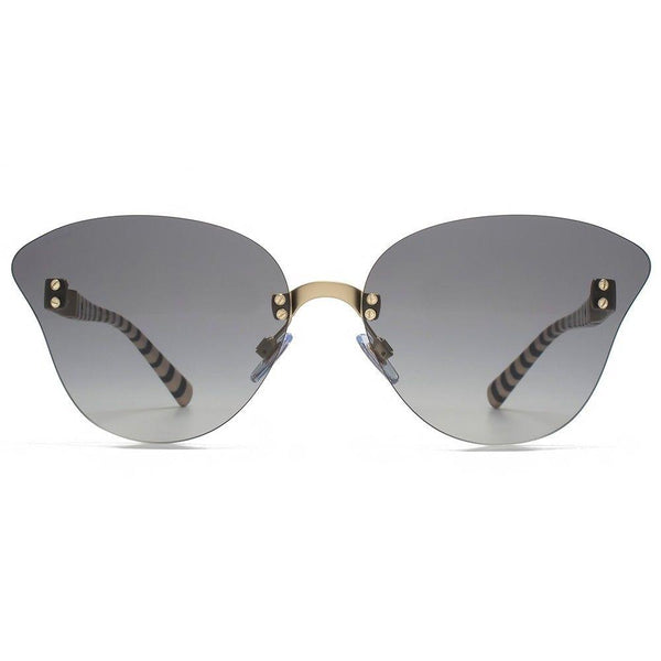 Giorgio Armani Sunglass Cat Eye Style Grey Lens | AR6028 300211