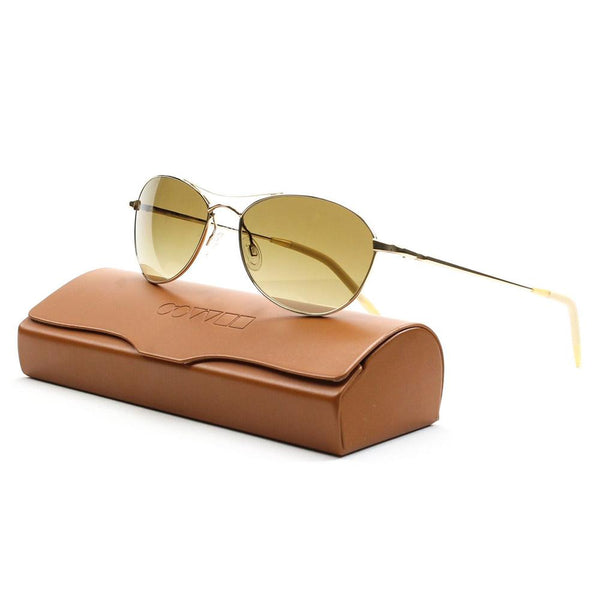 Oliver Peoples OV1005S Aero Sunglasses 5035/51 Gold/Amber Photochromic VFX 54mm