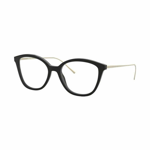 Prada Cat Eye Style Black Eyeglasses W/Demo Lens