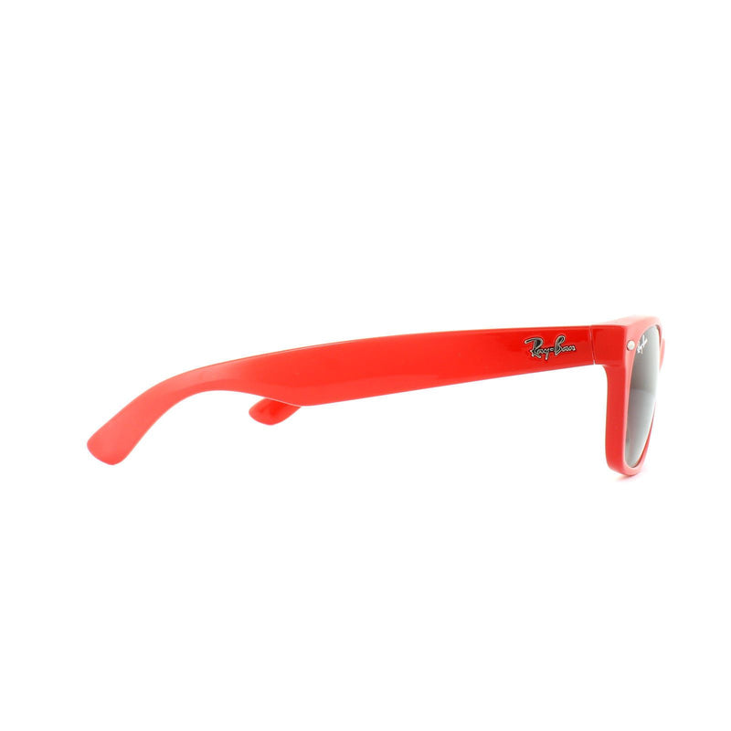 Ray Ban Sunglasses New Wayfarer RB2132 606771 Red Grey Gradient 52mm