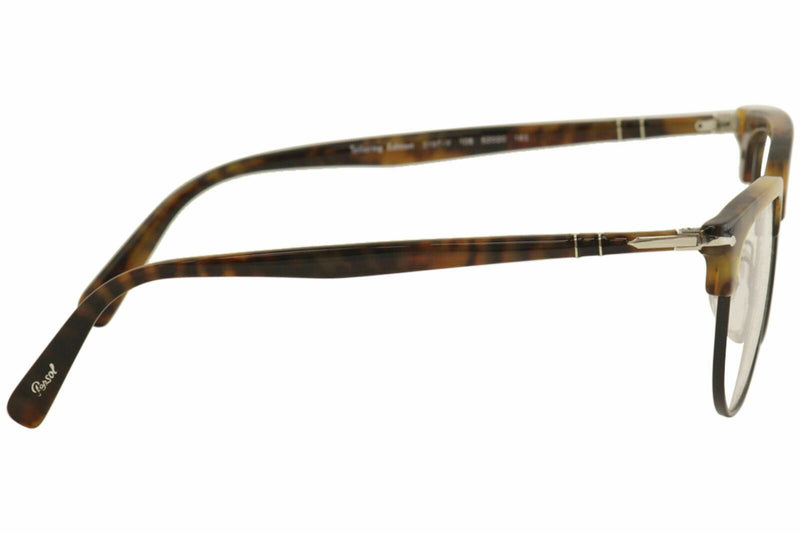Persol Eyeglass PO3197V 108 52mm Square Style - Men's Eyeglass Demo Lens Color