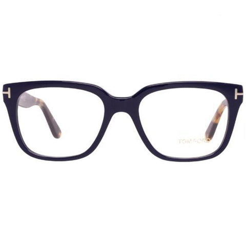 TOM FORD RX Frame Eyeglasses New Blue Tortoise TF5477 090 53 18 145