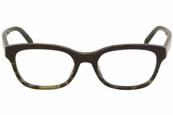 Burberry Eyeglasses BE2257 BE/2257 3651 Bordeaux/Green Havana Optical Frame 51mm