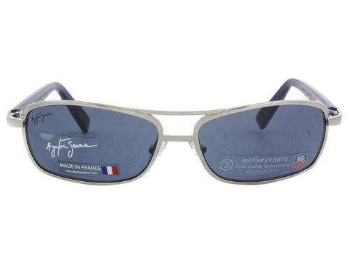 Tag Heuer TH0982 401 58 Silver Blue / Watersport Polarized Sunglasses 58-16-140