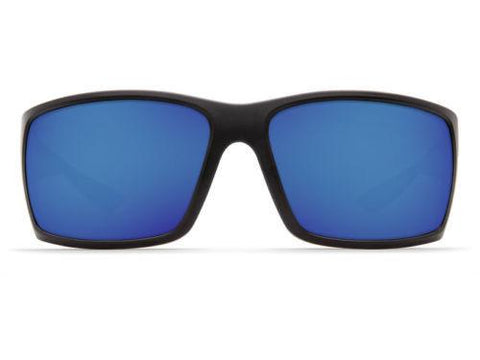 New Costa Del Mar REEFTON Blackout / Blue Mirrored Glass 580G
