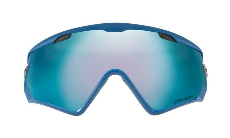 Oakley OO7072-07 Wind Jacket 2.0 California Blue Prizm Snow Sapphire Sunglasses