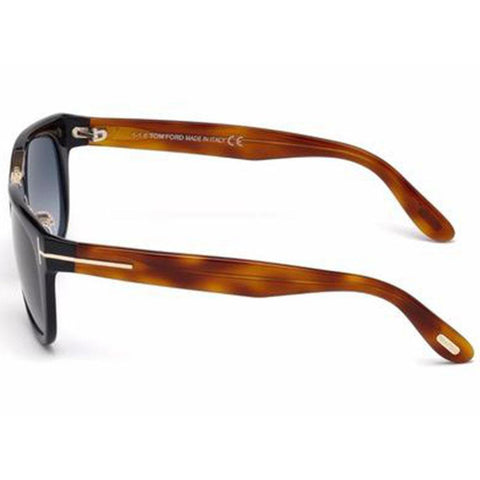 Tom Ford Sunglasses Jack Square Style Green Gradient Lens