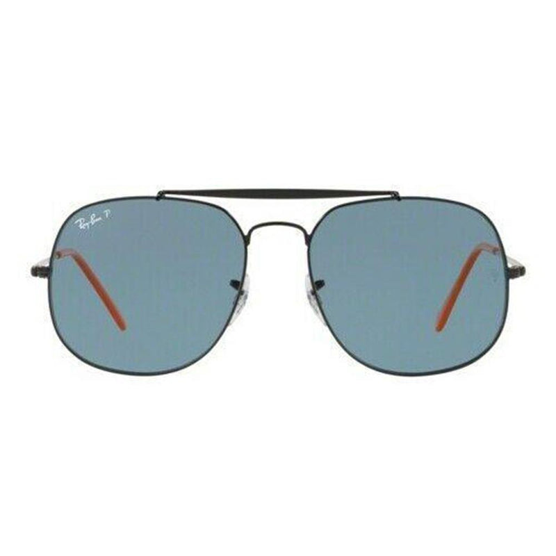 Ray Ban Sunglasses RB3561 910752 57 The General black Grey polarized