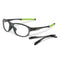 New Oakley Crosslink OX8067-0256 Grey Smoke Authentic Eyeglass OX 8067 56-18