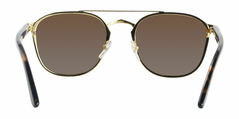 Cartier Sunglass - CT0012S 002 54MM Signature Square Style - Brown Anti-Reflective Lens