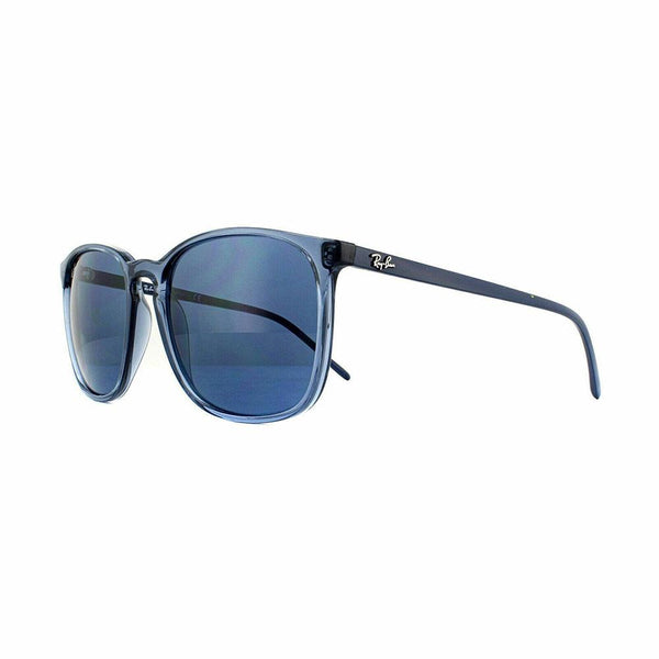 Ray Ban Sunglasses RB4387 639980 56 Transparrent Blue Blue Gradient