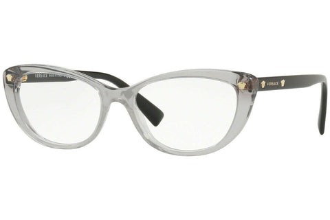Versace VE3258 593 53 Eyeglasses 593 Grey 100% Authentic Optical Frame