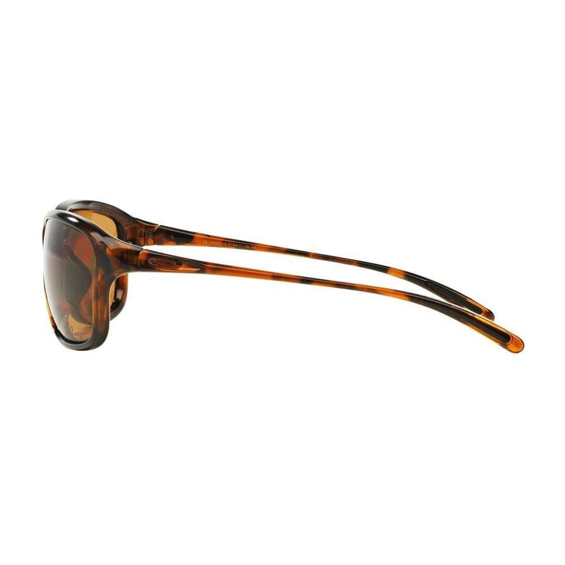 Oakley Sunglasses OO9297-02 She's Unstoppable Tortoise Frame Polarized 57-17