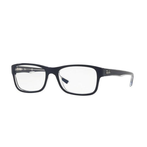 Ray Ban Eyeglasses Frames RX5268 5739 50 Blue / Transparent Optical Frame