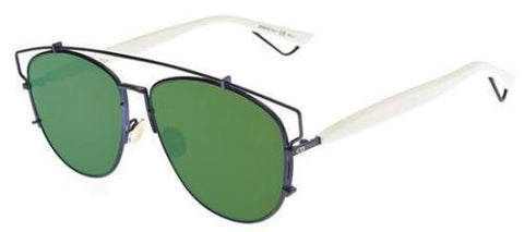Christian Dior Sunglasses Technologic Aviator Style
