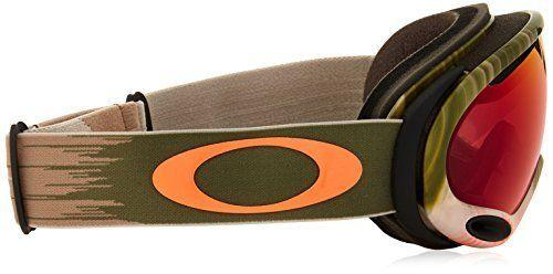 Oakley Sunglass Sports style Wet Dry Olive/Orange color- OO7044-42