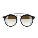 Ray-Ban sunglass round style full rim frame - Matte black color RB4256F-6253B8 48mm