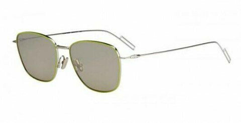 Dior Home Sunglass - Rectangular Style Gold / Yellow Frame with Light Gold Lens - Composit 1_1/S B3S-3B