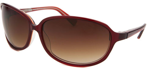Oliver Peoples Sunglass - Square Shape Transparent Red Color Sunglass oliver peoples Sicry