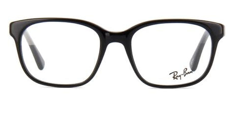 Ray Ban Eyeglasses  RX5340 2000 53mm Optical Glossy Black Acetate