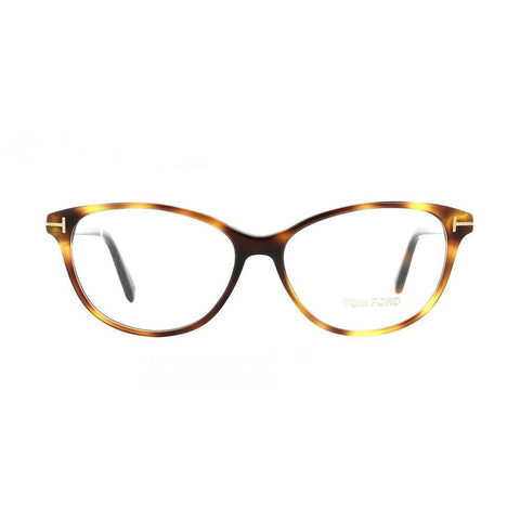 Tom Ford Eyeglasses FT5421 053 53MM Optical Frame Blonde Havana 53MM