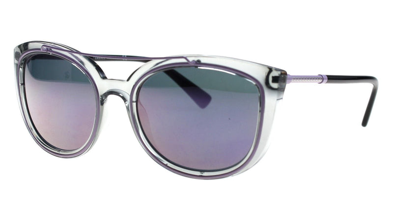 Versace Sunglass Cat Eye Style Grey Frame Color | VE4336 52545R 56MM