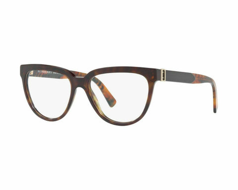Burberry Eyeglass BE2268 3681 53 Square Style | Demo Color Lens