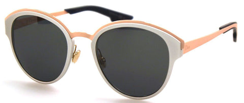 Christian Dior Sunglasses Sun Round Style Blue/Grey Anti-Reflective