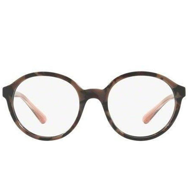 Burberry Eyeglasses Women Round Frame Demo Lens | Front Look