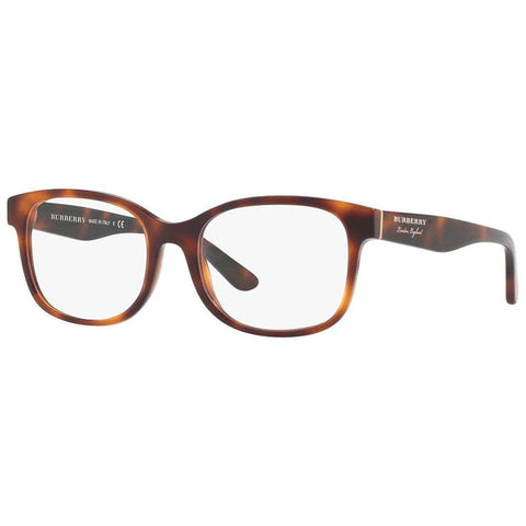 Burberry Eyeglasses Women Square Frame Demo Lens