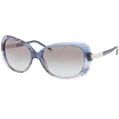 Bvlgari Sunglasses Women Square Frame Grey Lens