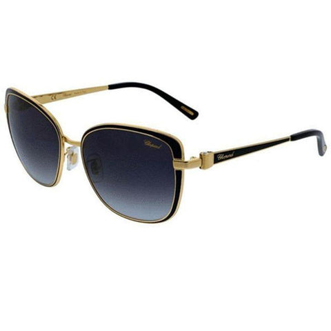 Chopard Sunglasses Cat Eye Style Grey Gradient Lens