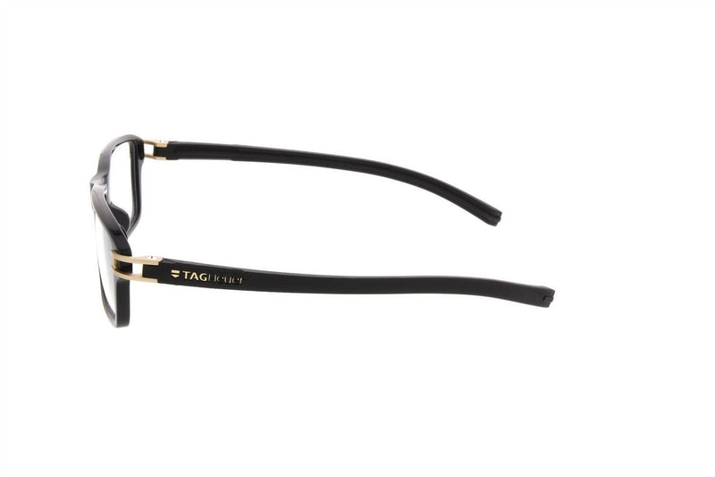 Tag Heuer Eyeglass Rectangular Style Black Color | TH7601 009