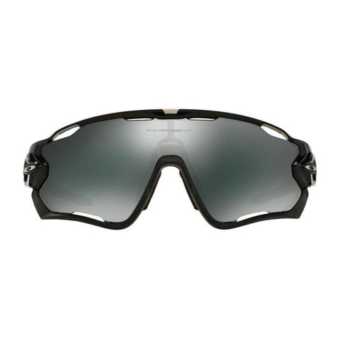 OAKLEY Sports Style Sunglasses W/Black Iridium Polarized Lens