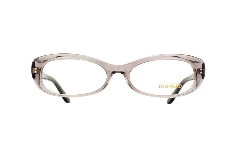 Tom Ford Eyeglass Cat Eye Style - Demo Lens Grey Frame - TF5141 057 53MM