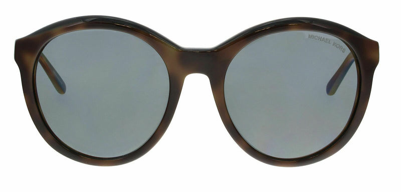 Michael Kors Sunglass - MK2048 325387 Round Style Brown / Grey Color Sunglass