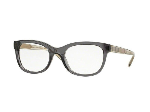 Burberry Square Style Dark Grey W/Demo Lens