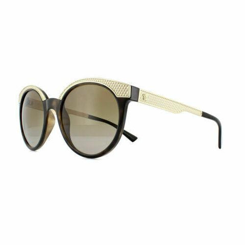 Versace Sunglasses VE4330 988/13 53 Havana & Gold Brown Gradient