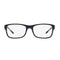 Ray-Ban Eyeglass Rectangular Style  Blue / Transparent Frame Color - RX5268 5739 50