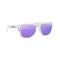 Oakley Sunglass Square Style Polished Clear | Frogskins Xs OJ9006-03
