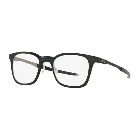 Oakley Eyeglasses Square Style Black Frame & Demo Lens