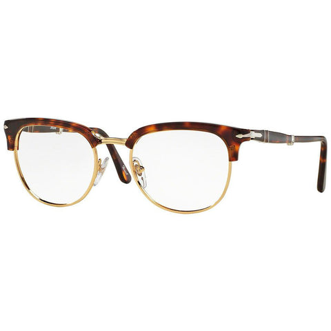 Persol Eyeglasses Round Style