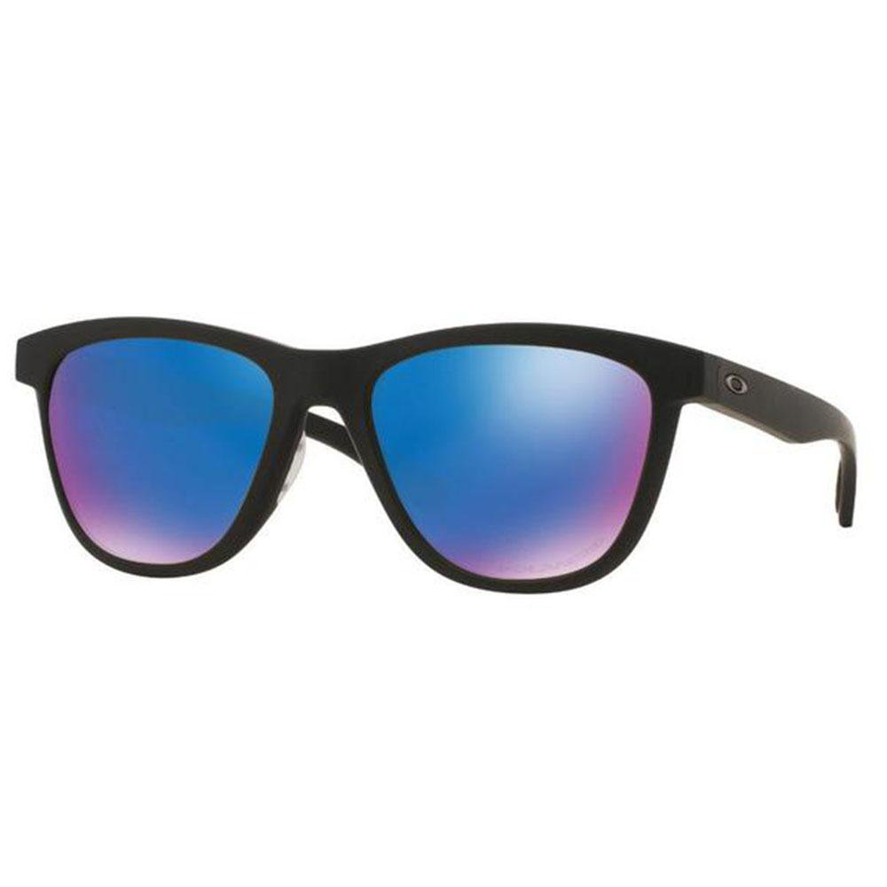 f5c770c1f1 Oakley Sunglasses Moonlighter Square Style Sapphire Iridium Polarized Lens
