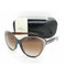 Coach Sunglass Cat Eye Style Taupe Laminate Color Brown Lens - HC8260F 553413