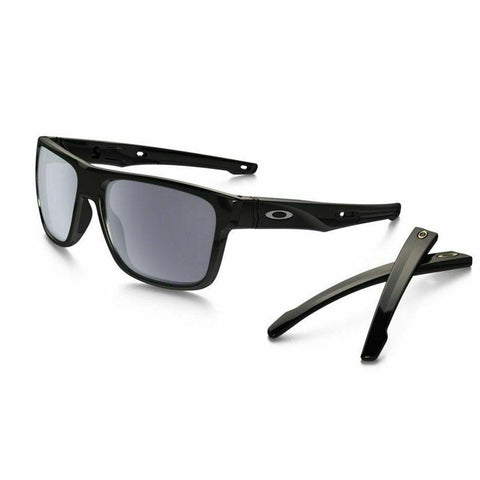 Oakley Square Style Sunglasses W/Black Iridium Lens