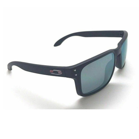 Oakley Square Style Sunglasses W/Grey Polarized Lens