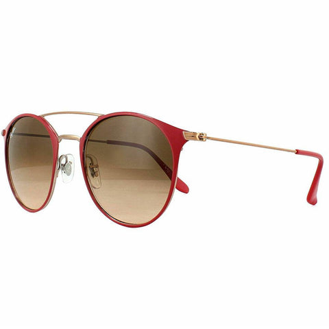 Ray-Ban Sunglasses RB3546 907271 Red Bronze Copper Pink Brown Gradient 49mm